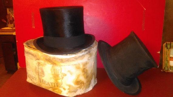 Vintage top hats