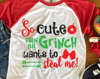 So cute even the Grinch wants to steal me Cutting Files and ClipArt svg dxf eps png jpg digital design for tshirt