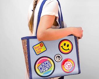 0bc884aff4e0 Hot Chocolate Design Women s Tote Bag Printed Canvas Shoulder Bag  Chocolaticas Hippie