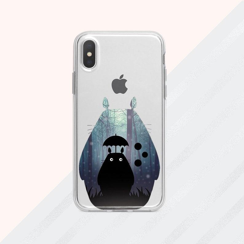 sports shoes 66b9f ce690 Totoro Kawaii My Neighbor Totoro iPhone case iPhone Xs max Totoro case  Samsung Galaxy S9 plus Case iphone 8 plus case iphone X case 7 plus