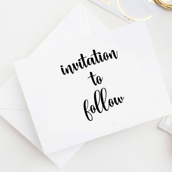 RSVP Invite Craft Wedding Stamp Put Me on the Fridge Craft Stamp Bridal Outgoing Mail Stamp Engagement Announcement Rubber Stamp