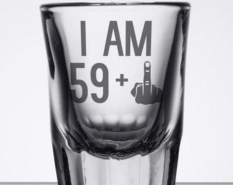 I Am 59 1 Middle Finger