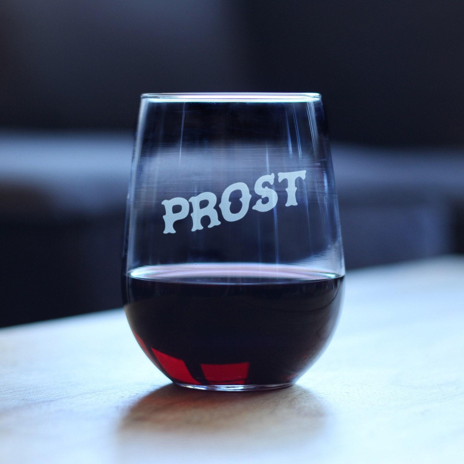 Prost - German Cheers
