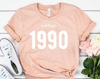 29th Birthday Shirt 1990