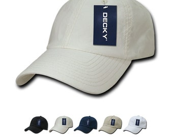 11a49800 1 Dozen Wholesale Blank Flex Polo Dad Hats Cotton - Decky 114