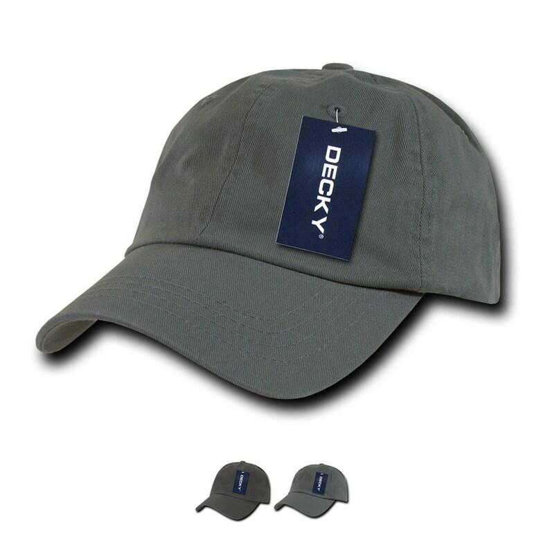 1 Dozen 100/% Cotton  6 Panel Low Crown Baseball Caps Hats Wholesale Lot Bulk