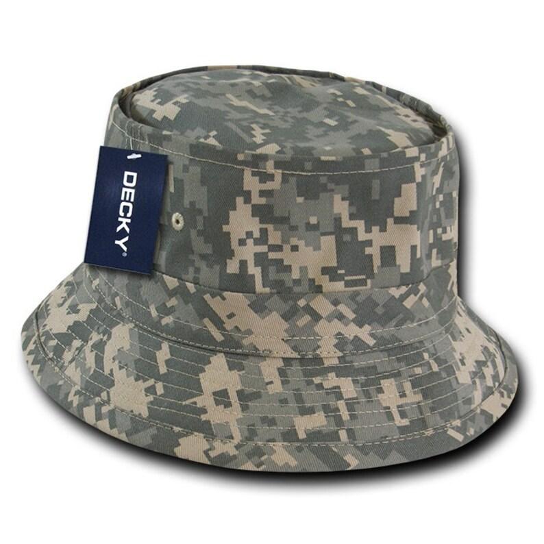 Lot of 12 Fisherman/'s Hats Bucket Caps Decky 450 Bulk Bucket Hats Blank Fisherman Hats