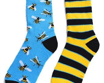 47de4c18a6b Bee Mismatched Socks