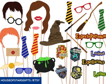 graphic about Harry Potter Printable Props called Harry potter prop Etsy