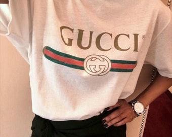 Gucci Belt Logo Shirt Gucci Tshirt Gucci T Shirt 016854c422