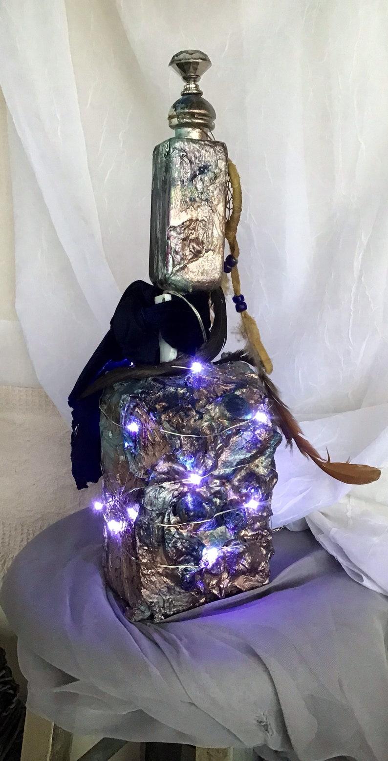 Unique Decorated Bottle