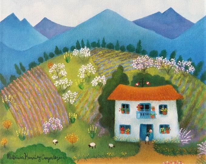Oeuvre de Patricia Henricy Cruzalegui / PEROU