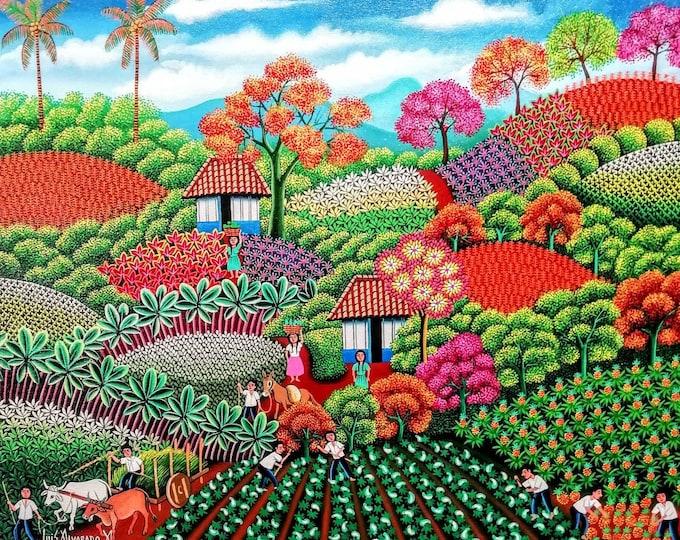 Work by Luis Alvarado / NICARAGUA