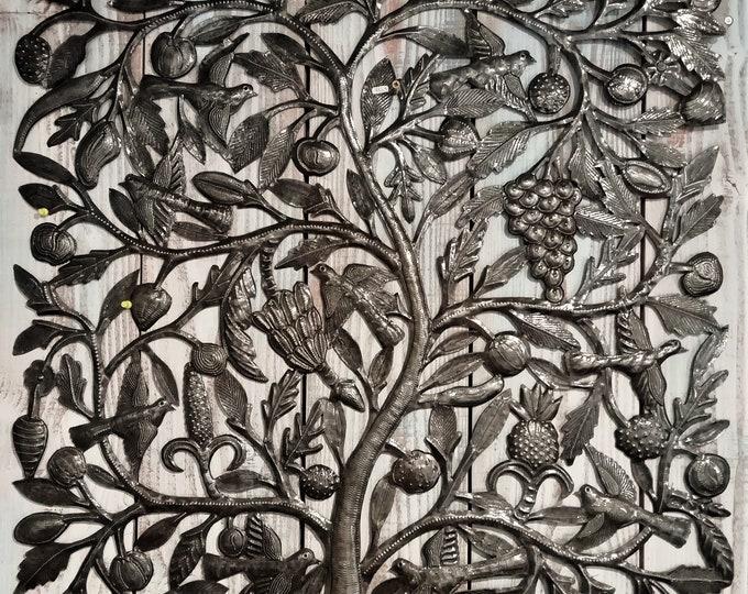 Hand-cut iron ... (bosmetal) ... / HAITI