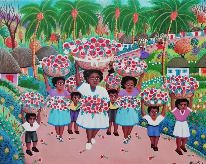 Work by Jacques Richard Chery / HAITI