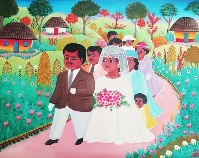 Work by Jacques Richard Chery / HAITI
