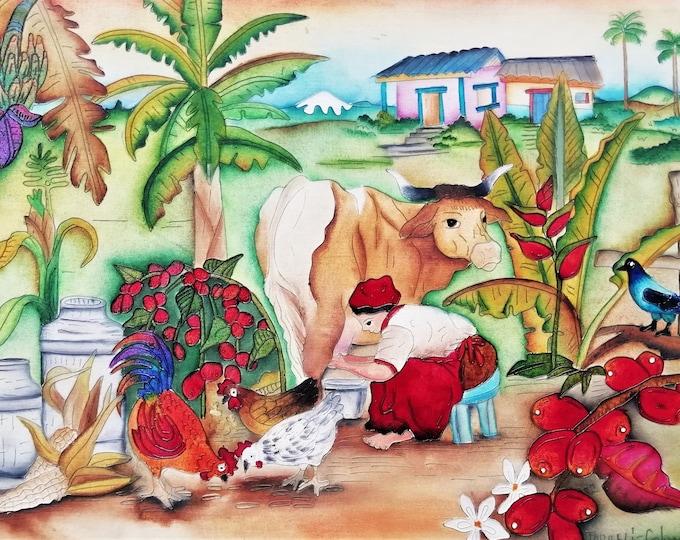 Tarrali / COLOMBIA artwork