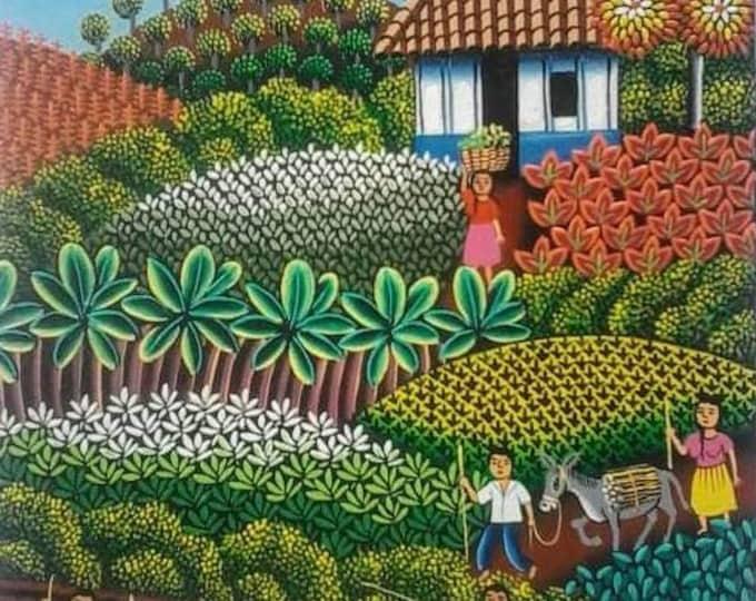 Artwork by Luis Alvarado / NICARAGUA