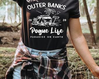 Pogue Life Single Color Screen Print transfer **Physical Item**