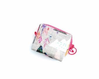 mini Täschchen | Verpackung Geldgeschenk | Schnuller Tasche