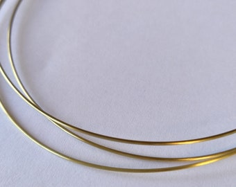 JEWELLERY MAKING ROUND STERLING SILVER WIRE 0.8mm Diameter in multiples of 100mm