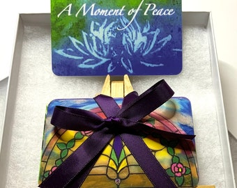 Inspirational Card Deck: Moments of Peace