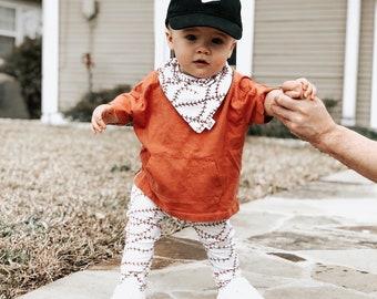 Baby Leggings Unisex Baby new baby gift Hipster Baby Baby Harems and Bib gift set Baby Harem Pants Boys Leggings Toddler Leggings