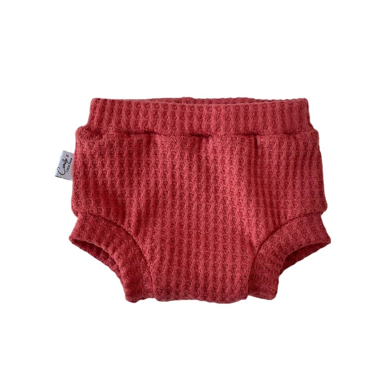 top knot headband baby sweater bloomer Toddler top cute baby boy outfit Toddler girl stylish clothing Dark salmon gilrs lounge set