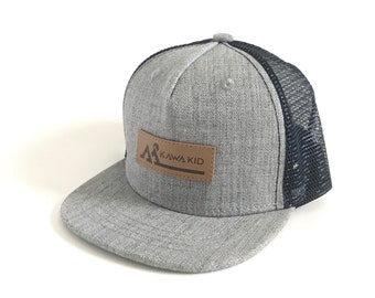 30fa42a25a3 Toddler trucker hat