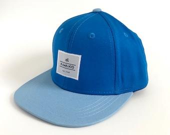 d5f017c8ce8ab Modern toddler flat brim baseball hat