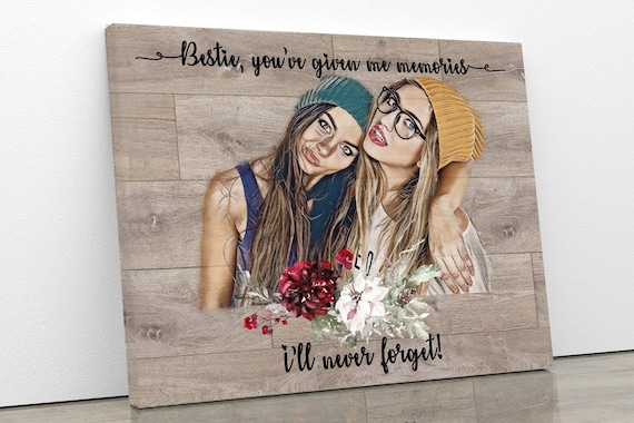 Personalized Gift Best Friend Gifts Best Friend Birthday Gifts Etsy