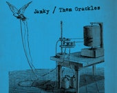 Janky - Them Grackles CD