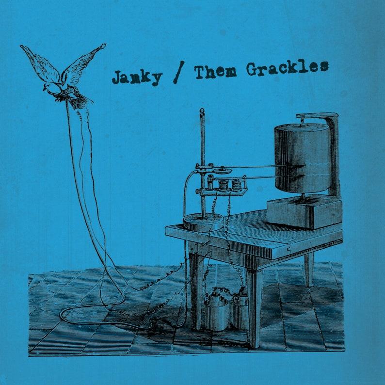 Janky  Them Grackles CD image 0