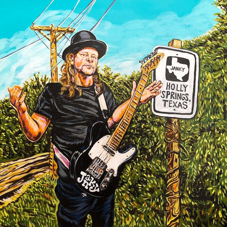 Janky  Holly Springs TX CD image 0