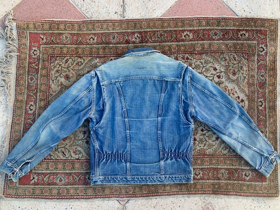 60s Wrangler Blue Bells Sanforized jacket - image 3