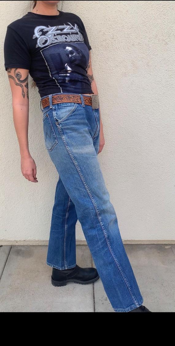 Vintage 1960s wrangler jeans