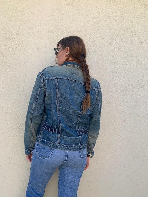 60s Wrangler Blue Bells Sanforized jacket - image 8