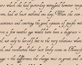 Vintage 17th Century Handwriting Installable Font  | Antique Early Modern Uppercase & Lowercase Cursive Letters, Lettering OTF TTF