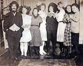 Antique Photo DOWNLOAD | Vintage Young Women in Drag, Edwardian Ladies Dressed as Men men's clothing crossdressing lgbtq instant art png jpg