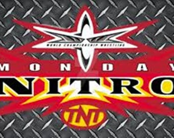 cb441d0c60 WCW Monday Nitro Choose Your Years (1995-2001)