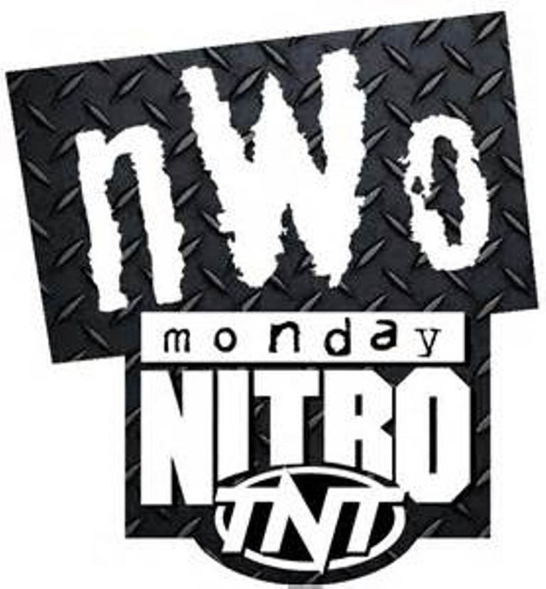 WCW Monday Nitro (Choose Your Month 1996-2000) DVD Sets