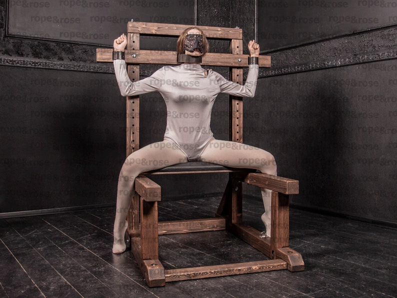 Museum Replica Florida State Electric Chairted Bundy Execution