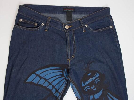 Custo Barcelona 90s, Nineties Trousers, Printed J… - image 2