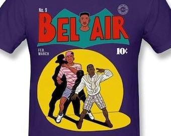 6dda663dc169 Fresh Prince of BEL AIR Classic TV Show T-Shirt