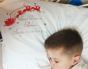 Personalised Childrens Pillowcase