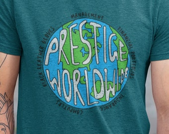 Prestige Worldwide Step Brothers T-shirt
