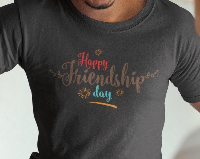 Happy Friendship Day T-Shirt