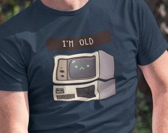 Old Computer T-Shirt