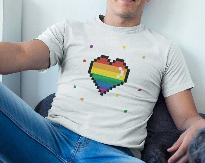 8 Bit Pride T-Shirt