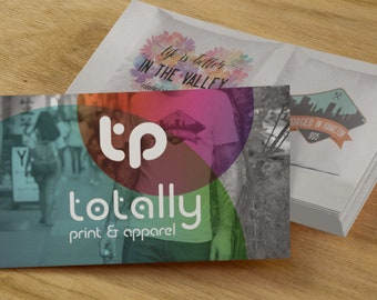 "16pt 5""x7"" Matte or UV Postcards"